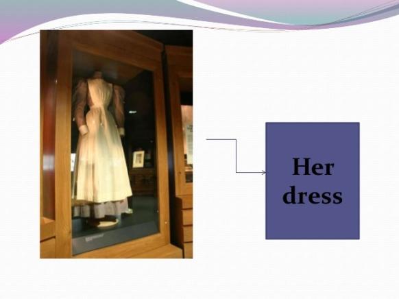 Florence Nightingale Dress
