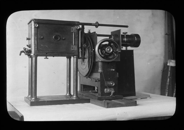 Zoopraxiscope Machine