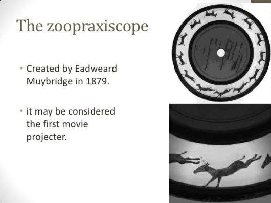 Zoopraxiscope