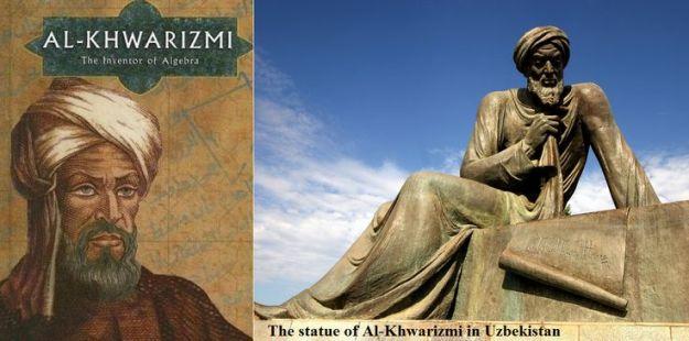 Al-Khwarizmi Statue