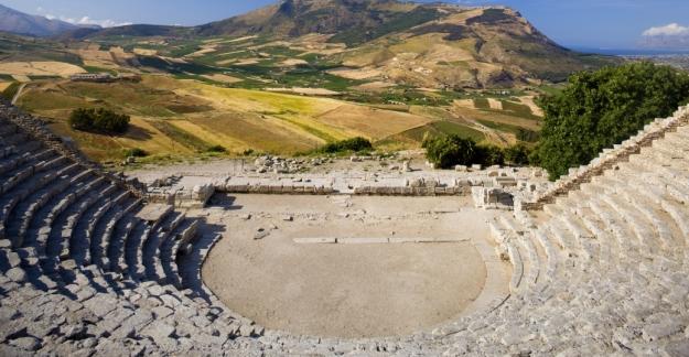Amphitheater Segesta