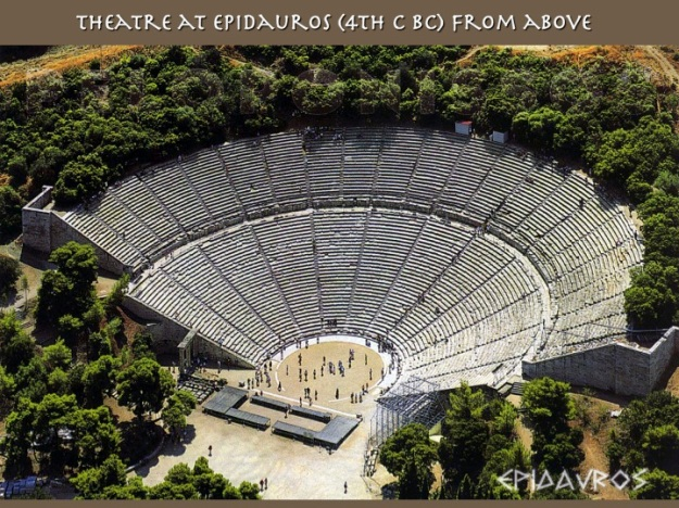 Ancient Greek Theatre at Epidauros