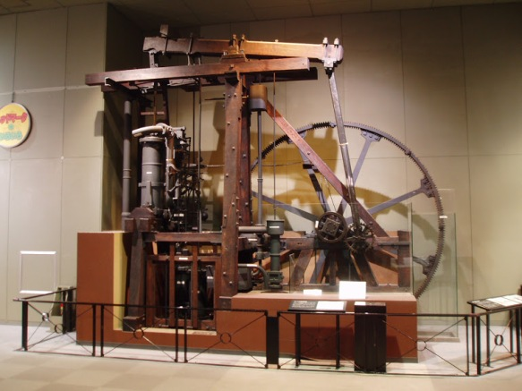 James Watt and Steam Engine
