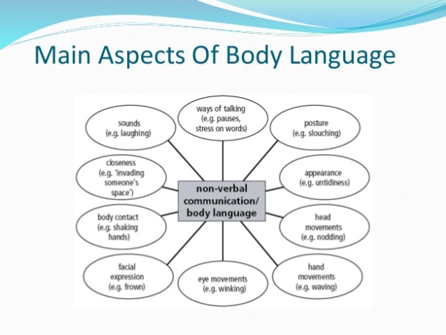 Non Verbal Communication - Body Language