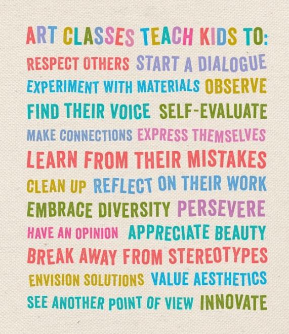 Why Teach Art