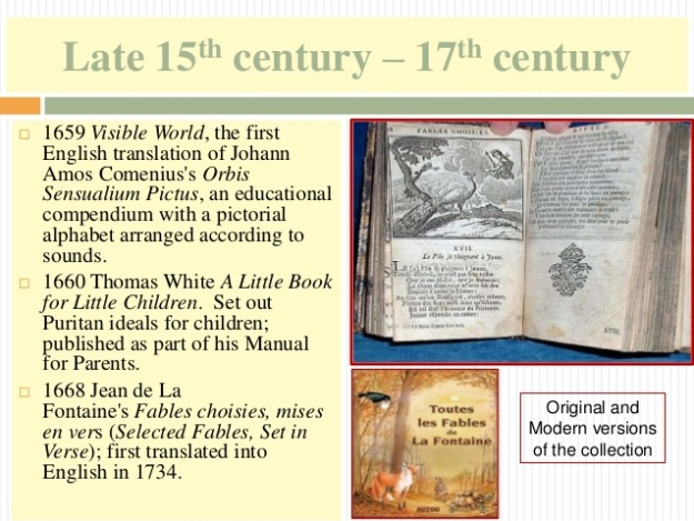 2 - Late 15th century - 17th century - Jean de La Fontaine's Fables