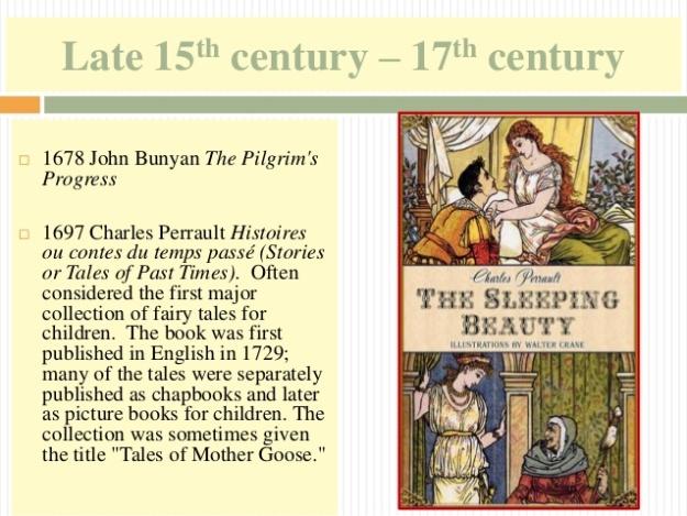 3 - Late 15th century - 17th century - Sleeping Beauty