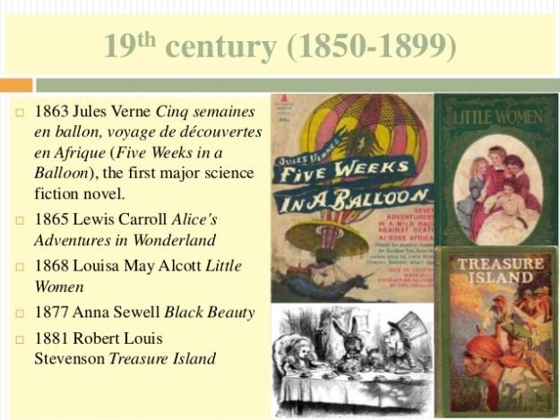 7 - 19th century (1850-1899) - Little Women