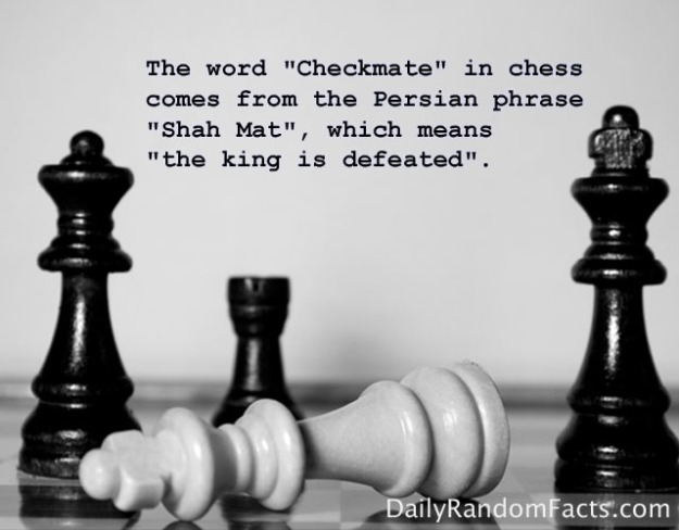 Checkmate Meaning