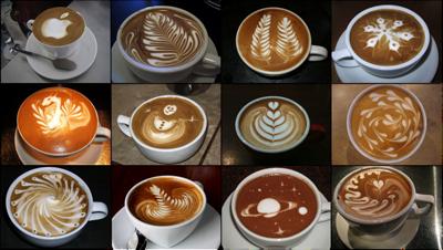 Coffee Artistic