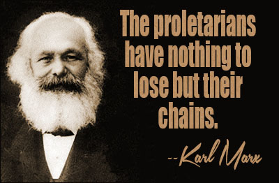 Karl Marx Quote