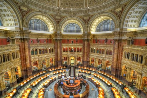 Library of Congress - Reading Room