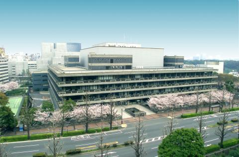National Diet Library, Tokyo, Japan