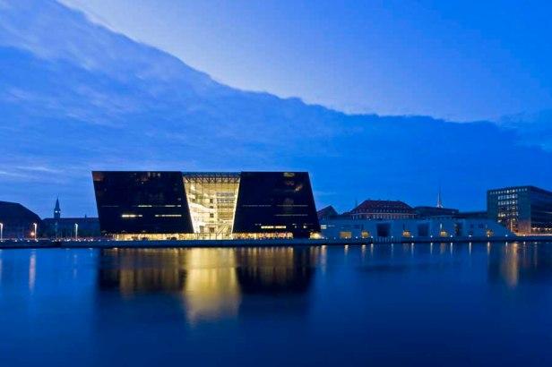 Royal Danish Library, Copenhagen, Denmark