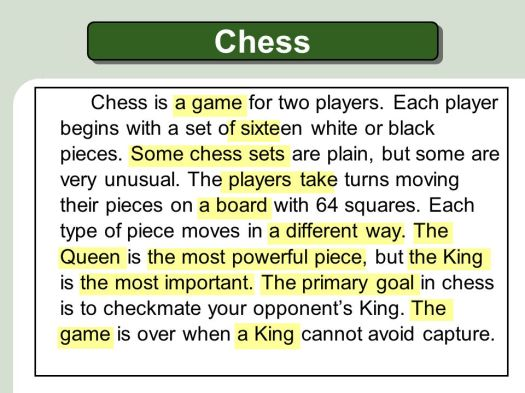 What is a Chess