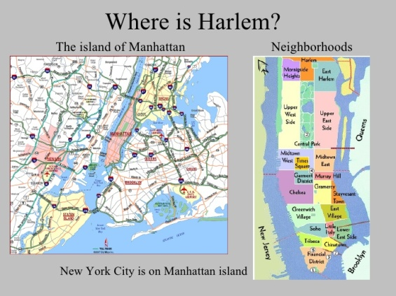 Where is Harlem