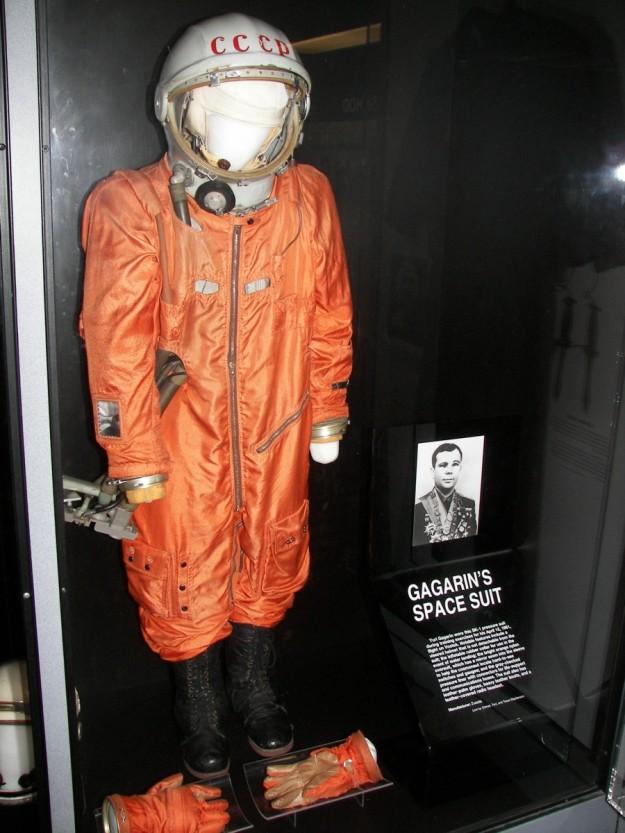 Yuri Gagarin Spacesuit