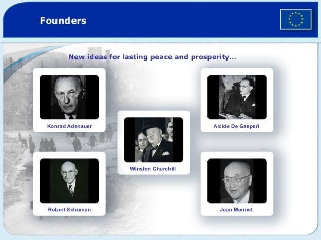Founders of European Union