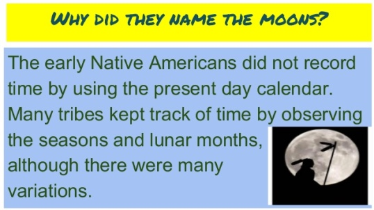 Why did they name the moons