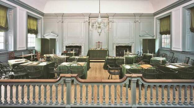 Independence Hall, Assembly Room