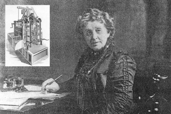 Josephine Cochrane the Inventor of Dishwasher