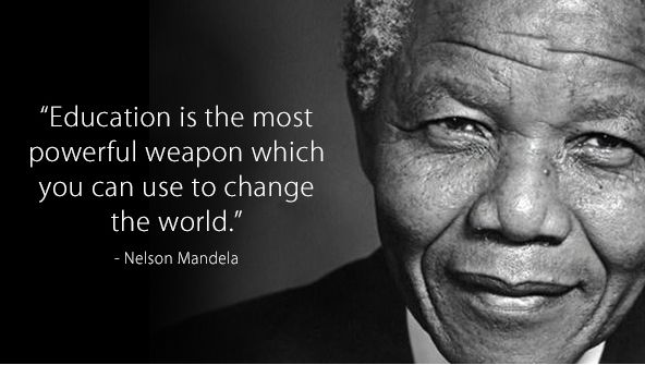 20 Inspirational Quotes By Nelson Mandela Know It All