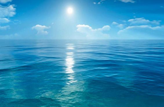 Peaceful Ocean