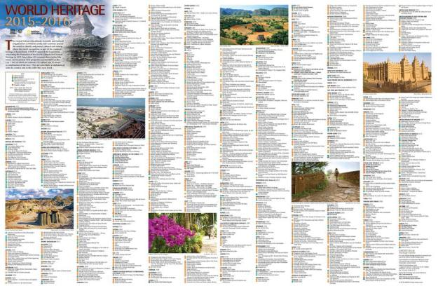 UNESCO World Heritage List