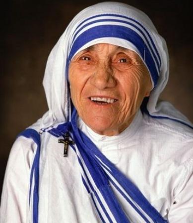 Mother Teresa 1910 - 1997