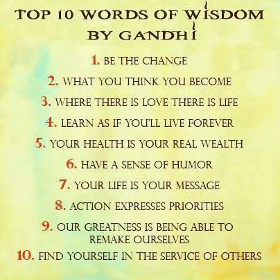 top-10-words-of-wisdom-by-gandhi
