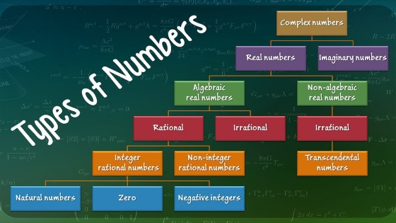 types-of-numbers