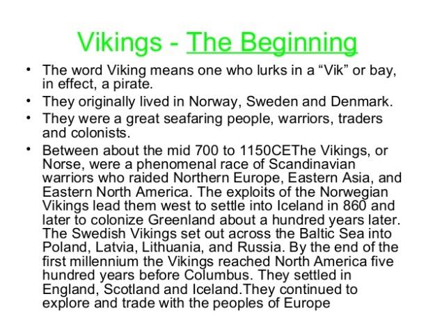 viking-beginning