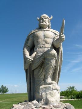 viking-statue
