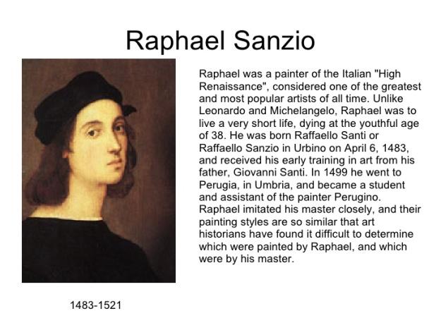 raphael-biography