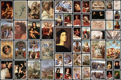 raphael-paintings-collage