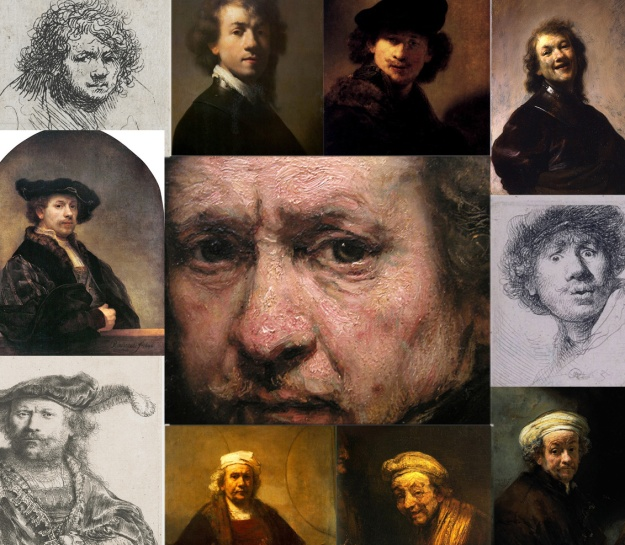 rembrandt-portraits