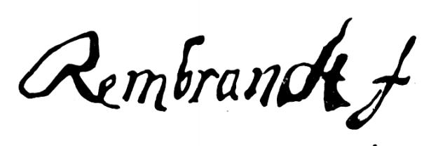 rembrandt-signature