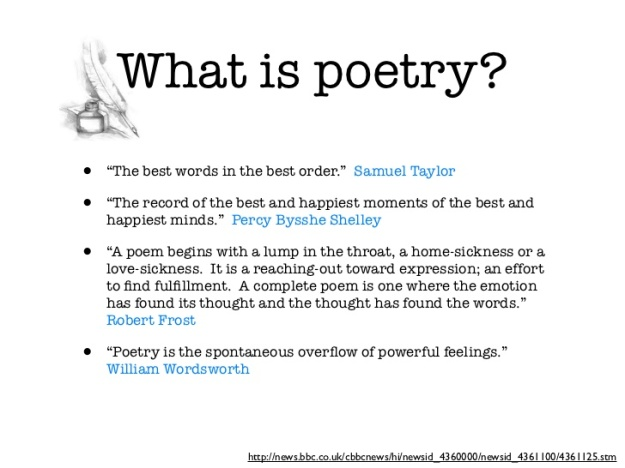 what-is-poetry