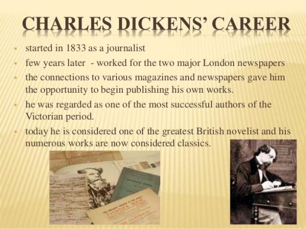 charles-dickens-career
