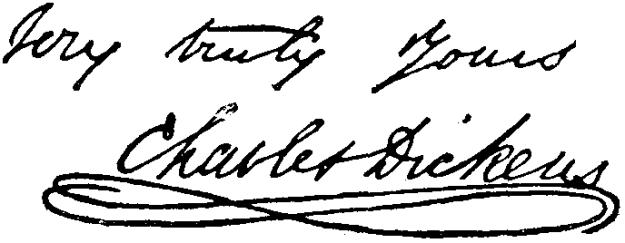 charles-dickens-signature