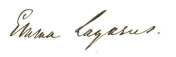 emma-lazarus-signature