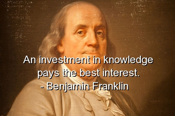benjamin-franklin-quotes-about-education