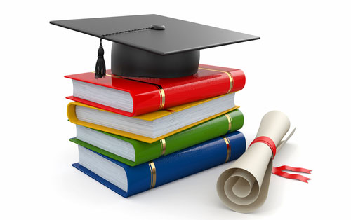 books-and-diploma