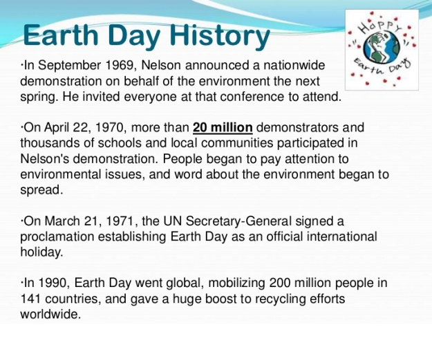 Earth Day 3