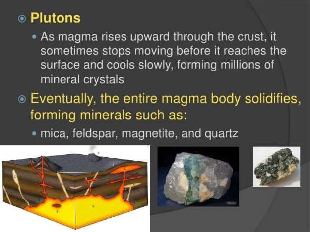 Mineral Formation 6
