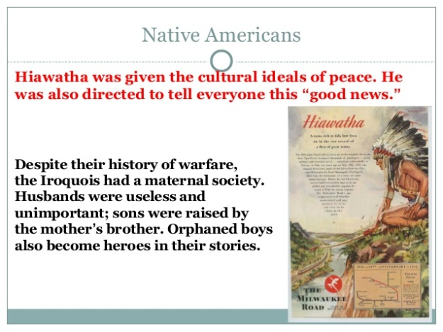 Native American Literature 10