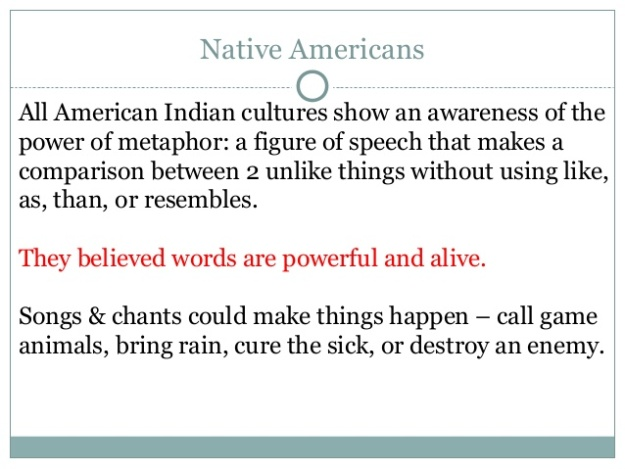 Native American Literature 5
