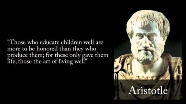 Aristotle Quotes about Education