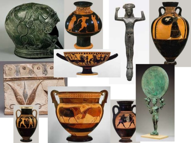 Greek Art Timeline 5