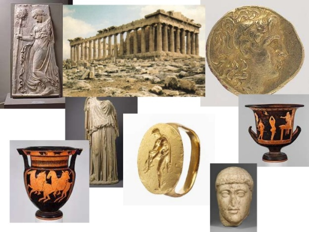 Greek Art Timeline 7